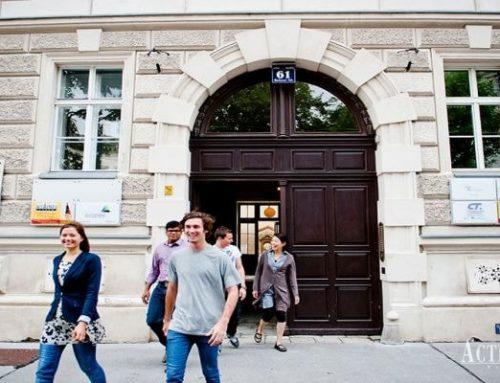 Академия Actilingua, Вена