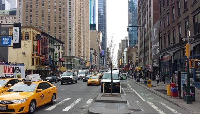 Лагерь «Открываем Нью-Йорк!» с FLS Intl
