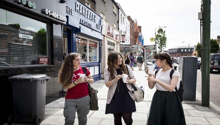 Лагерь для молодежи Emerald Cultural Institute, Дублин