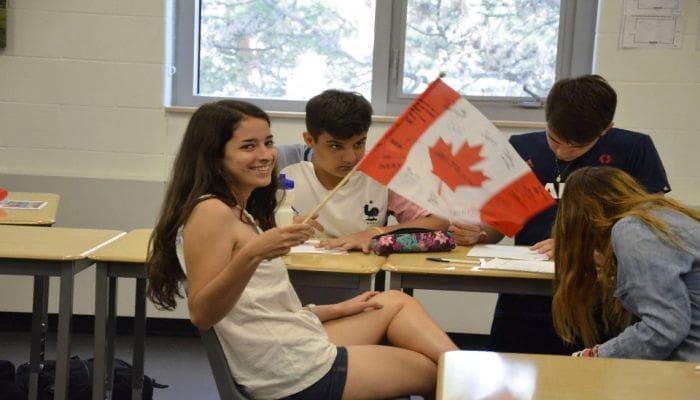 Онлайн школа ACCESS, Канада