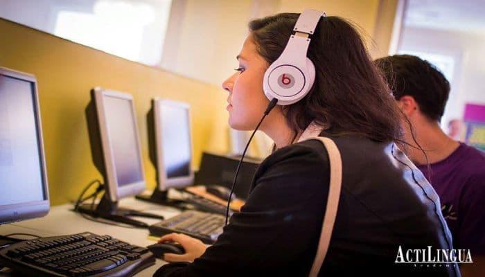 Actilingua онлайн для взрослых