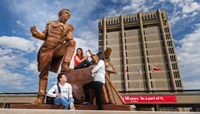 Brock University, Ниагара