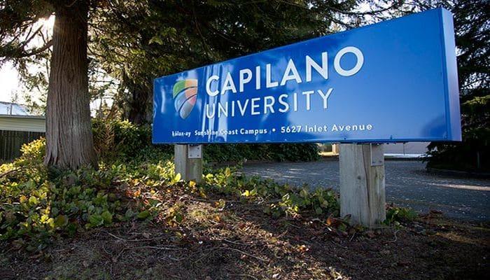 Capilano University, Ванкувер
