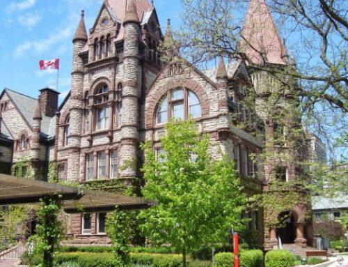 University of Toronto, Онтарио