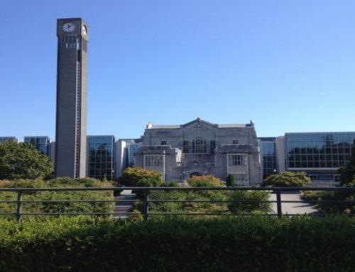 University of British Columbia, Ванкувер